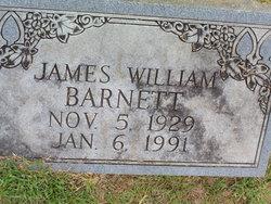 James William Barnett