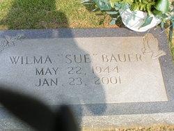 Wilma Sue Bauer
