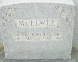 Anthony J. McElwee, Sr