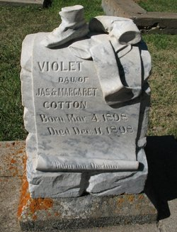 Violet Cotton