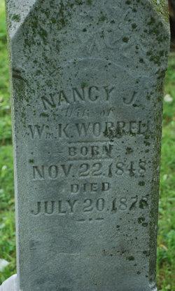 Nancy J. Worrell