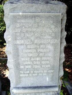 Samuel Abramson