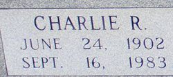 Charlie Rutherford Adams