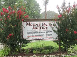 Mount Paran Missionary Baptist Church Cemetery