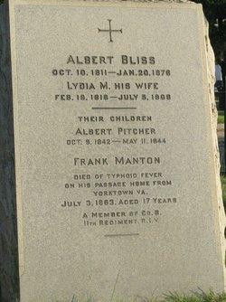 Lydia Manton <i>Jenks</i> Bliss