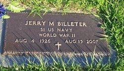 Jerry Billeter