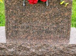 Bessie M. Braden