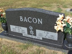 Ada Marie <i>Mitchell</i> Bacon