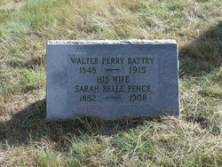 Walter Perry Battey