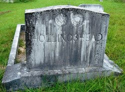 Mary Elizabeth <i>Reed</i> Hollingshead