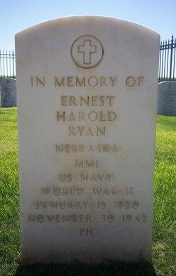 Ernest H Ryan