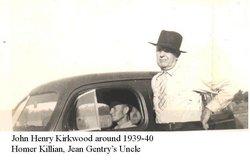 James Henry Kirkwood, Sr