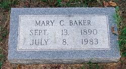 Mary C. <i>Collier</i> Baker