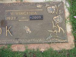 Virginia Violet <i>Price</i> Cook