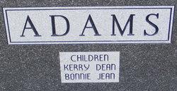 Jean <i>Jeffus</i> Adams