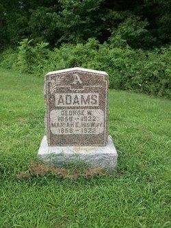 Mariah Ellen <i>Loveless</i> Adams