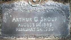 Arthur George Shoup, Sr