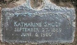 Katharine Bell <i>Simpson</i> Shoup