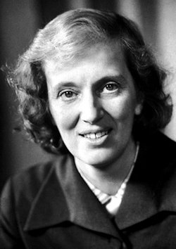 Dorothy Mary <i>Crowfoot</i> Hodgkin