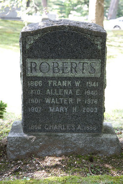 Mary Elvira <i>Hoglund</i> Roberts