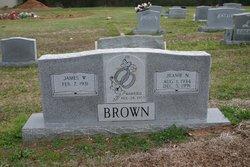 Janie Nell <i>Bynum</i> Brown