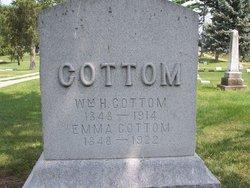 Emma <i>Gallatin</i> Cottom