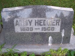 Andy Hedger