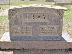 Nancy Juanita <i>Lawrence</i> Bray