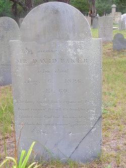 Capt David Baker, Jr
