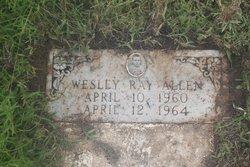 Wesley Ray Allen