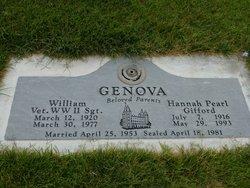 William Genova