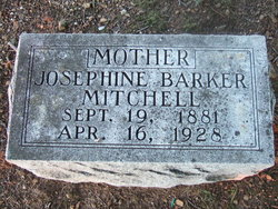 Josephine Barker Mitchell