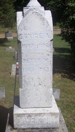 Betsy Melvina Davenport