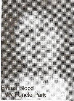 Emily Josephine <i>Blood</i> Harding