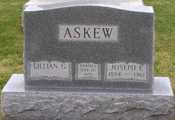 Joseph Earl Askew