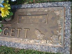 Betty Jo <i>Parris</i> Badgett