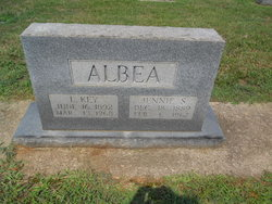 Jennie <i>Stroud</i> Albea
