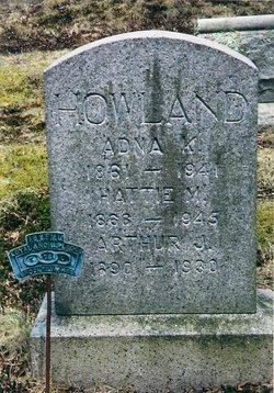 Harriet May <i>Osborne</i> Howland