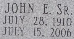 John E. Stahl, Sr