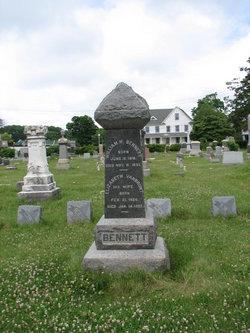 Elizabeth <i>Van Brunt</i> Bennett