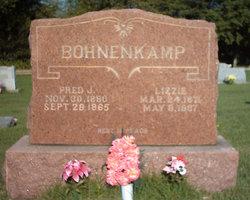 Fred J Bohnenkamp