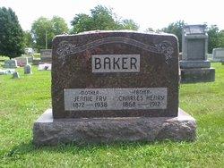 Jennie <i>Fry</i> Baker