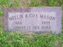 Nellie R <i>Mason</i> Cox