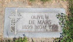 Olive Mary <i>Laverdiere</i> DeMars