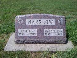Maybelle N <i>Johnson</i> Herslow