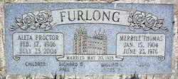 Merril Thomas Furlong