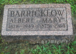 Mary <i>Liggett</i> Barricklow