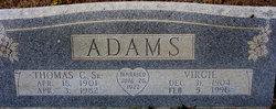 Thomas Clinton Adams