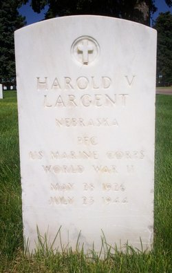 Harold V Largent