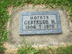 Gertrude Marie <i>Riehl</i> Kraft
